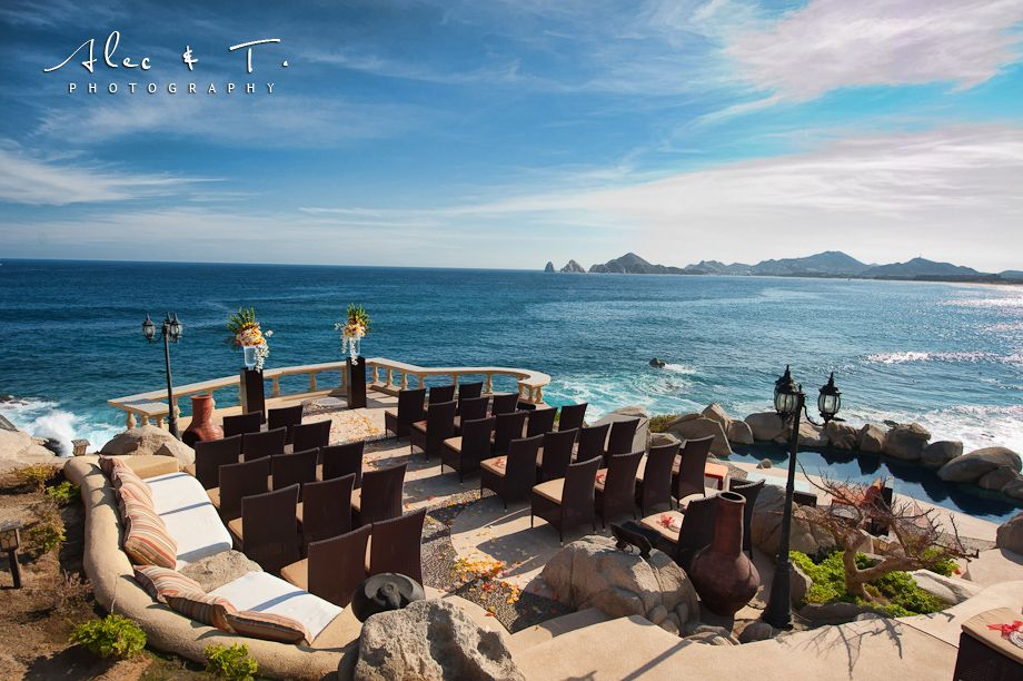 Sunset Da Mona Lisa In Cabo San Lucas Offer One Of The Best View Town With World Famous Arch Like Here For Norman And Perla S Wedding