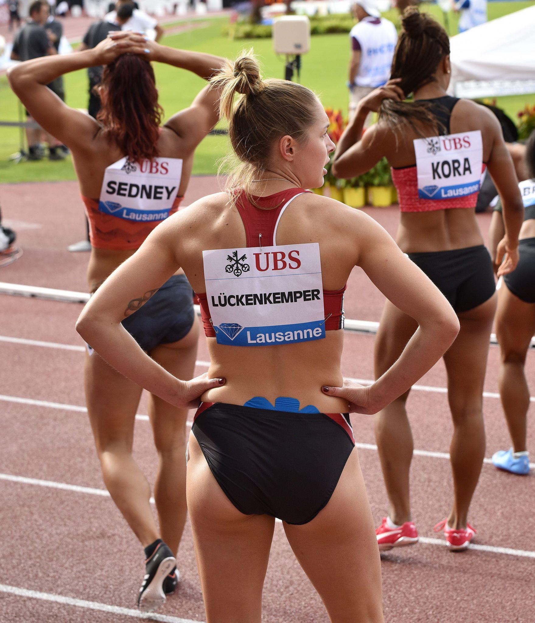 Gina Lückenkemper (GER) | Track and field, Lausanne, Athlete