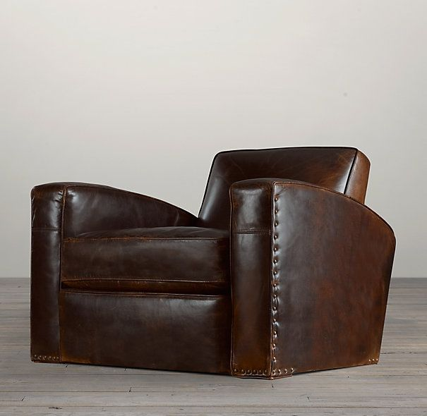 These Were Really Comfortable Library Leather Swivel Chair