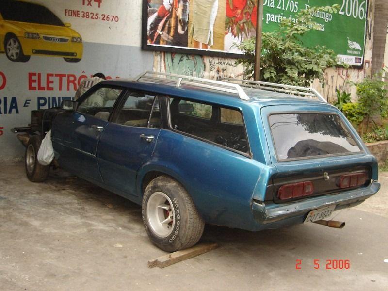 A Concessionaria Ford Souza Ramos De Sao Paulo E Lembrada Pelas Transformacoes Que Fazia Nos Anos 80 Em Modelo Carrinha Ford Maverick Fotos De Carros Antigos
