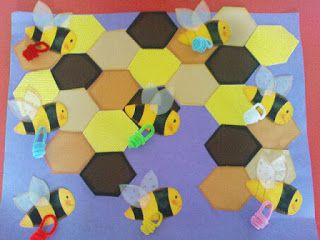 Busy Bees Classroom Display Photo From Maro Oikonomou