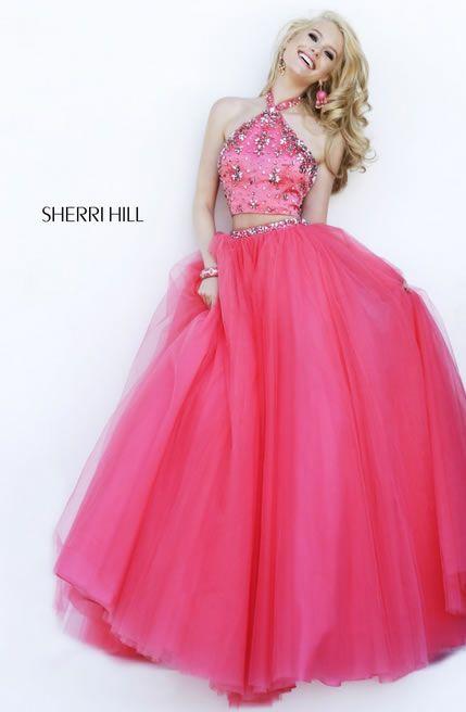 6d31e02d9 Vestidos modernos para 15 años 2015 de Sherri Hill