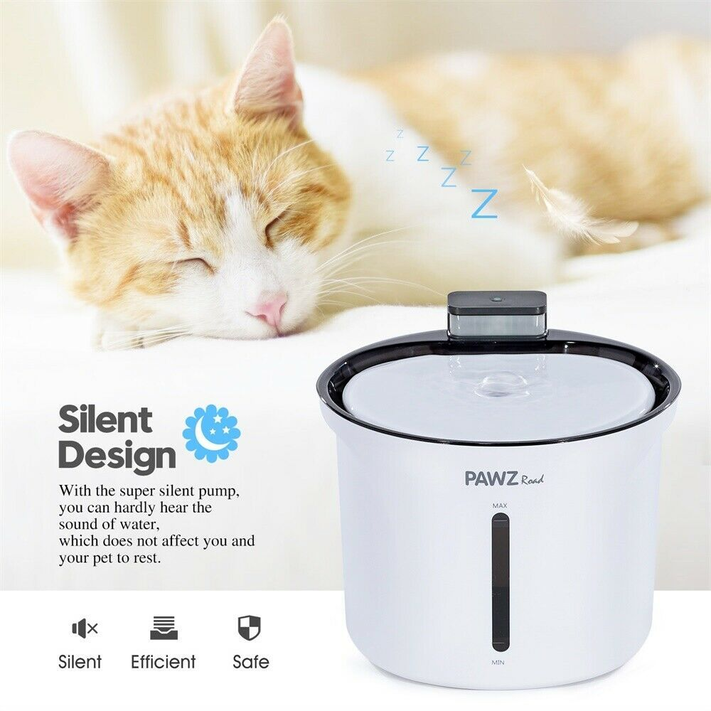 Features Size 20 20 15 6 H Cm Material Abs Capacity 3l Easy To Install And Easy To Clean Portab Automatic Cat Feeder Dog Water Fountain Dog Feeder Automatic