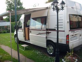 Campervan Conversions Guide:: DIY Self Build Camper Van Conversion