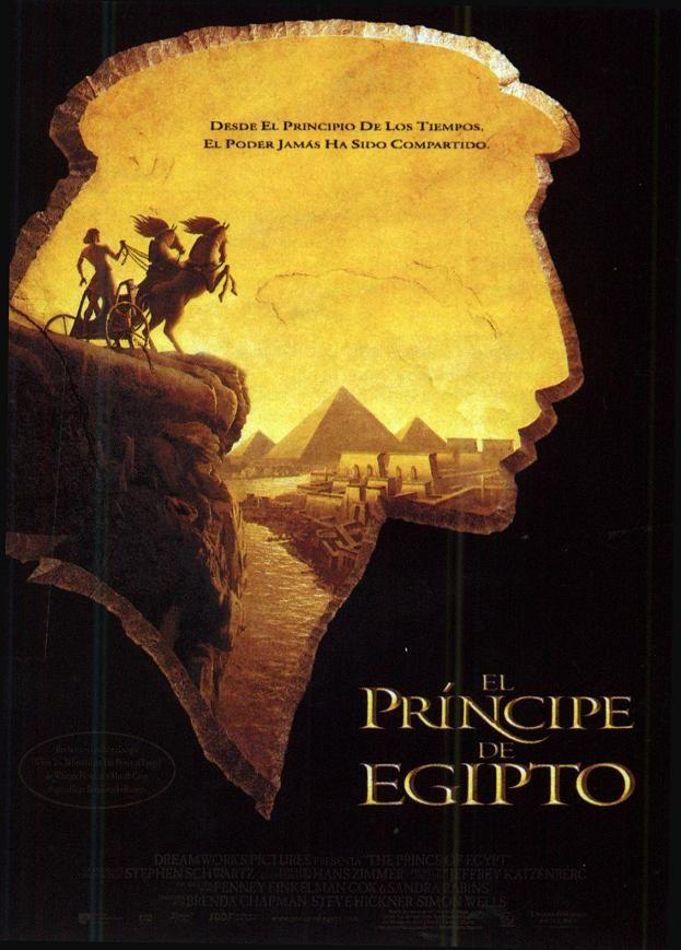 El príncipe de Egipto   El principe de egipto, Peliculas ...