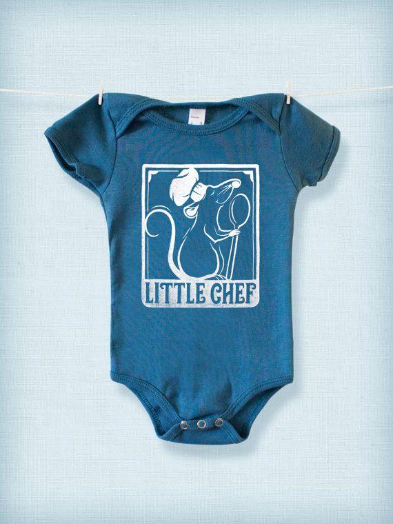 Lil Chef Onesie Baby Bodysuit