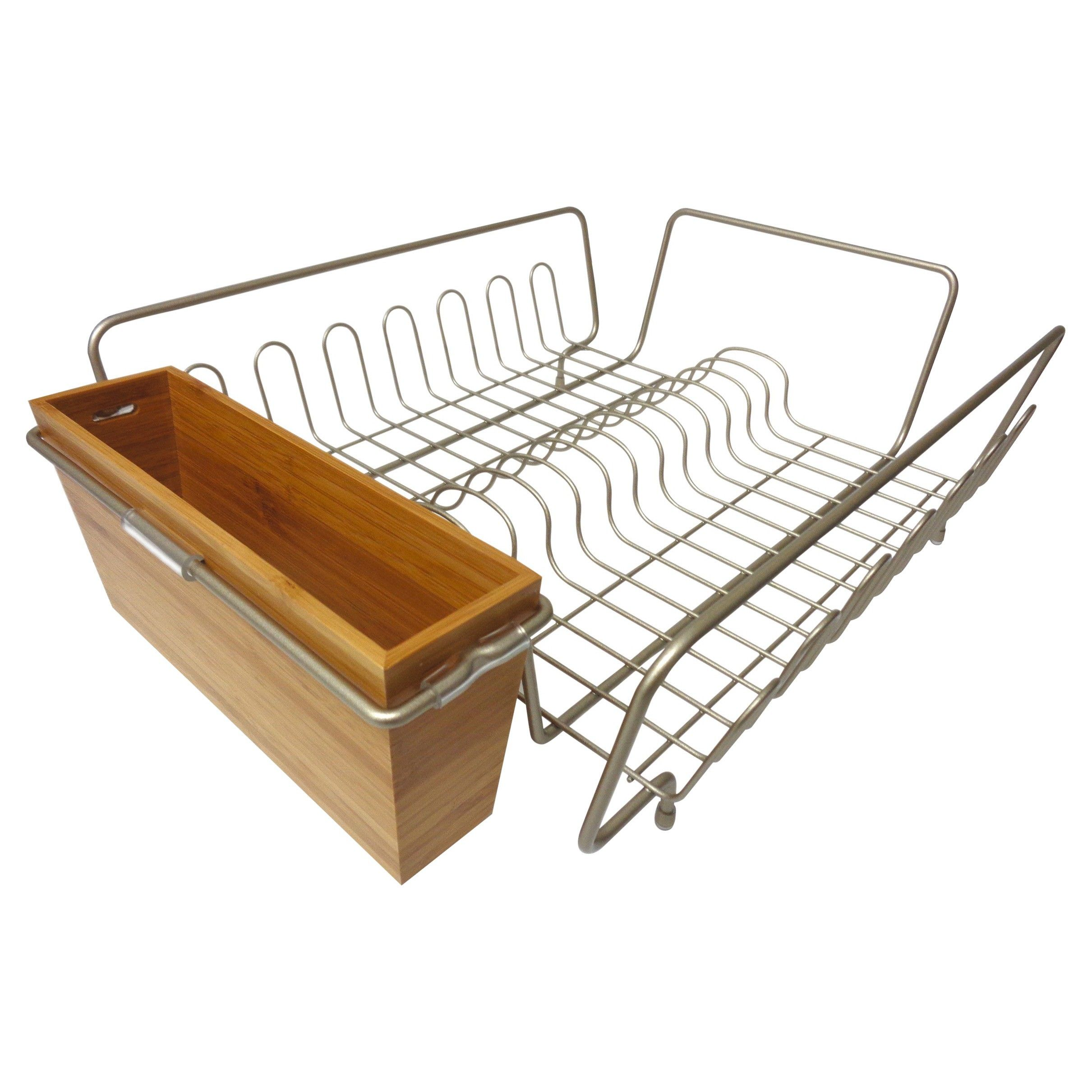 Target Dish Drying Rack Threshold Steel 1 Number Of Pieces In Set Dish D Target