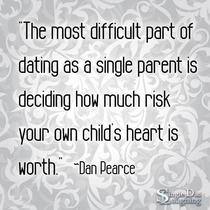 Should single parents dating each other