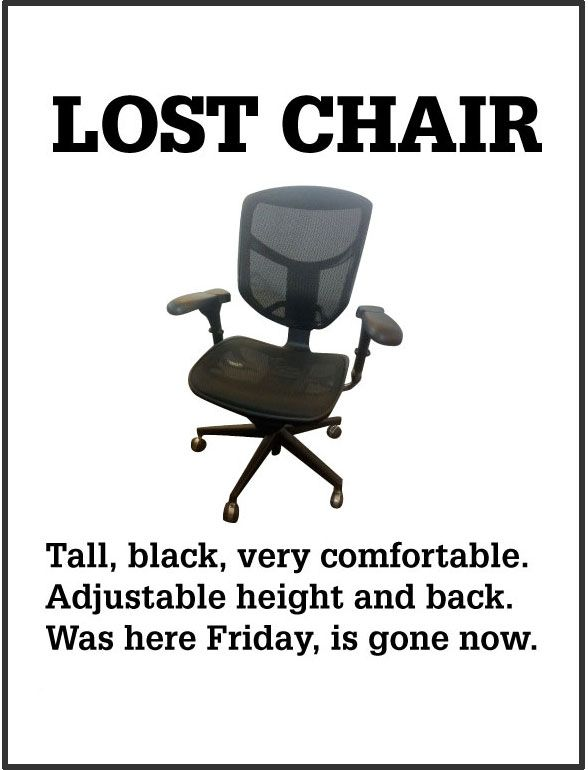 Stop Stealing My Chair Chair Office Chair Comfortable