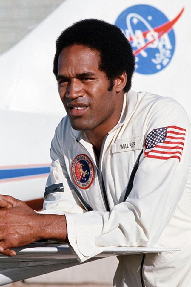 Image result for oj simpson capricorn one