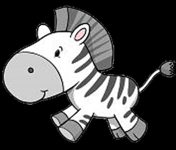 Baby Zoo Animals Clip Art