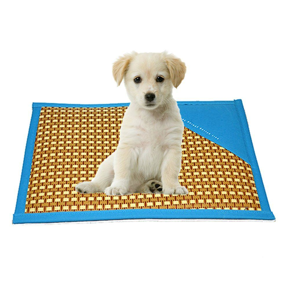Multiuse Seat Summer Dog Puppy Cat Pet Cooling Pad Mat Cool