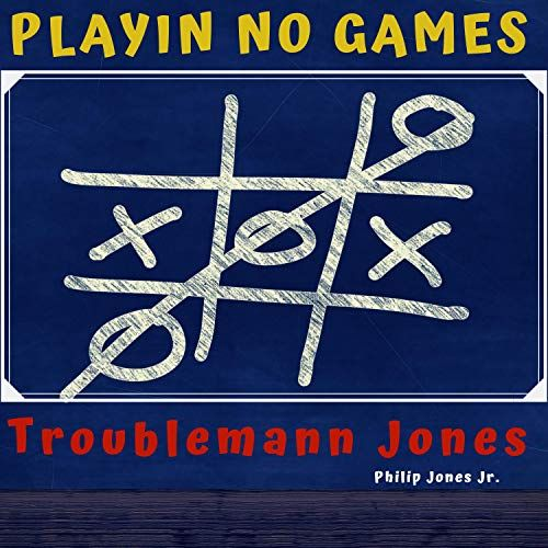 Troublemann Jones, Independent Bronx Rap artist. Music
