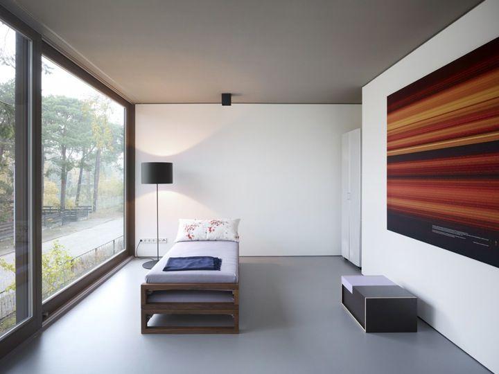 Minimum Berlin die scheidt kasprusch architekten verwirklichten das minimum house