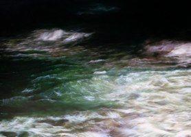 1. The Sea at Night 160 X 220 cm