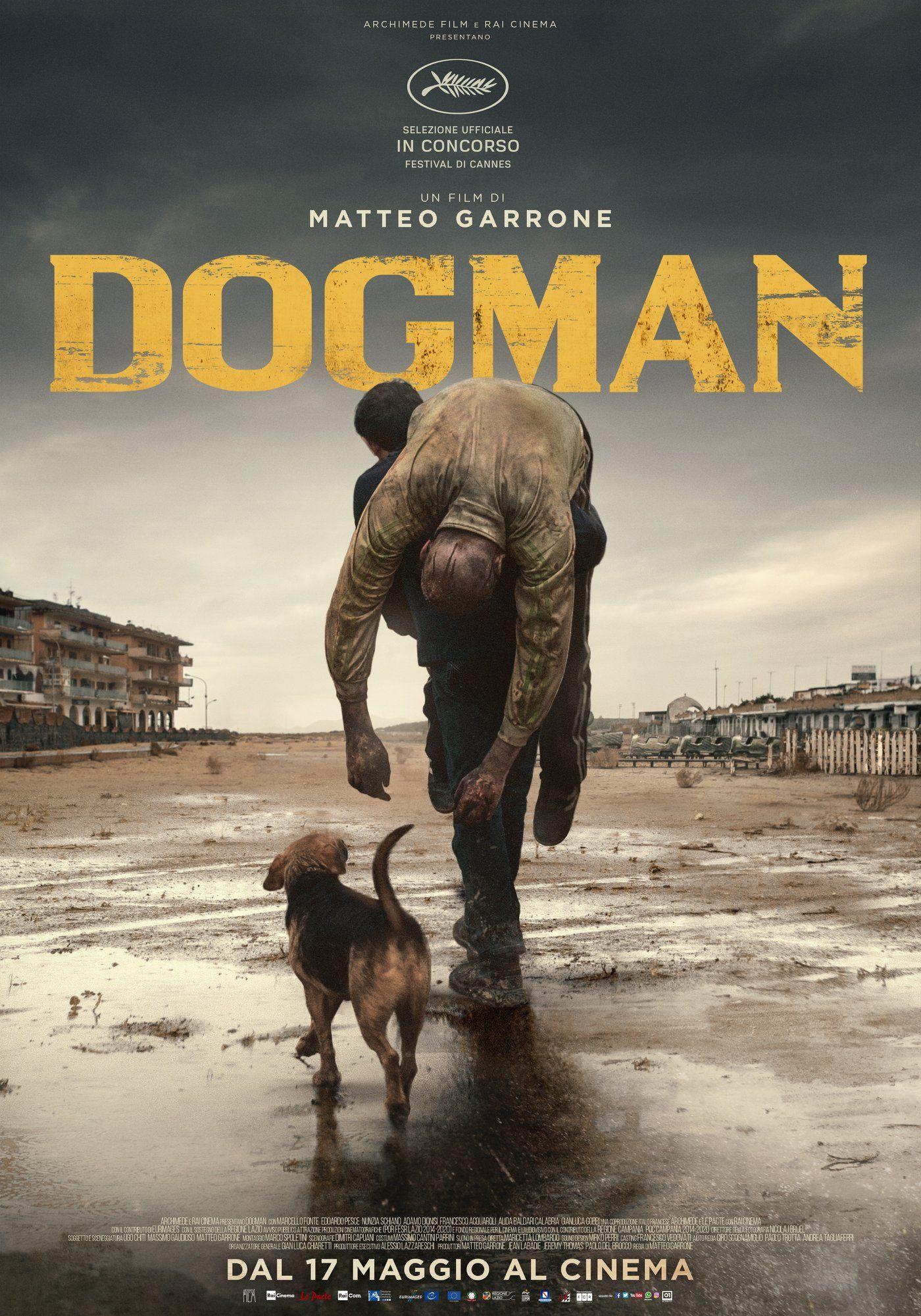 Dogman (2018-Italy) dir. Matteo Garrone