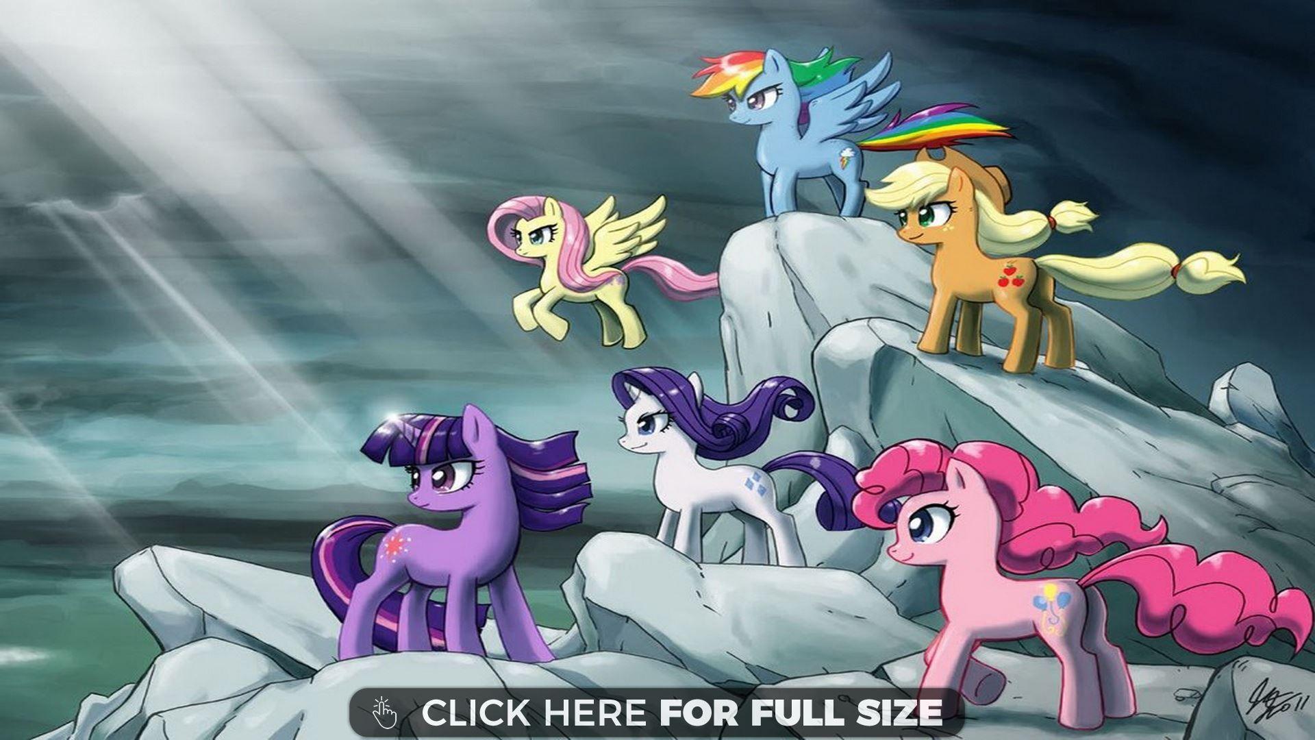 My Little Pony Friendship Is Magic Epic