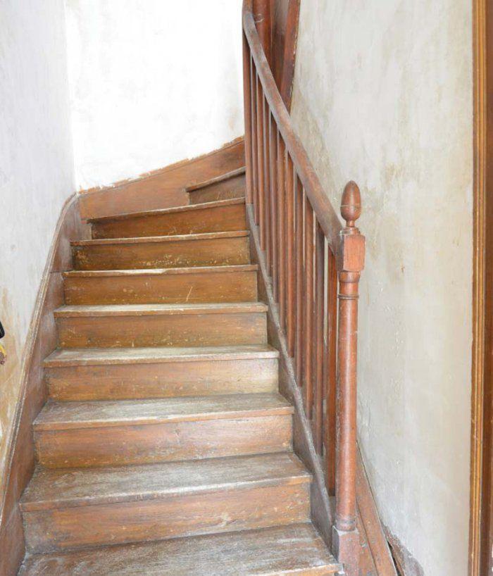 peindre un escalier escaliers pinterest escaliers peindre et r novation. Black Bedroom Furniture Sets. Home Design Ideas