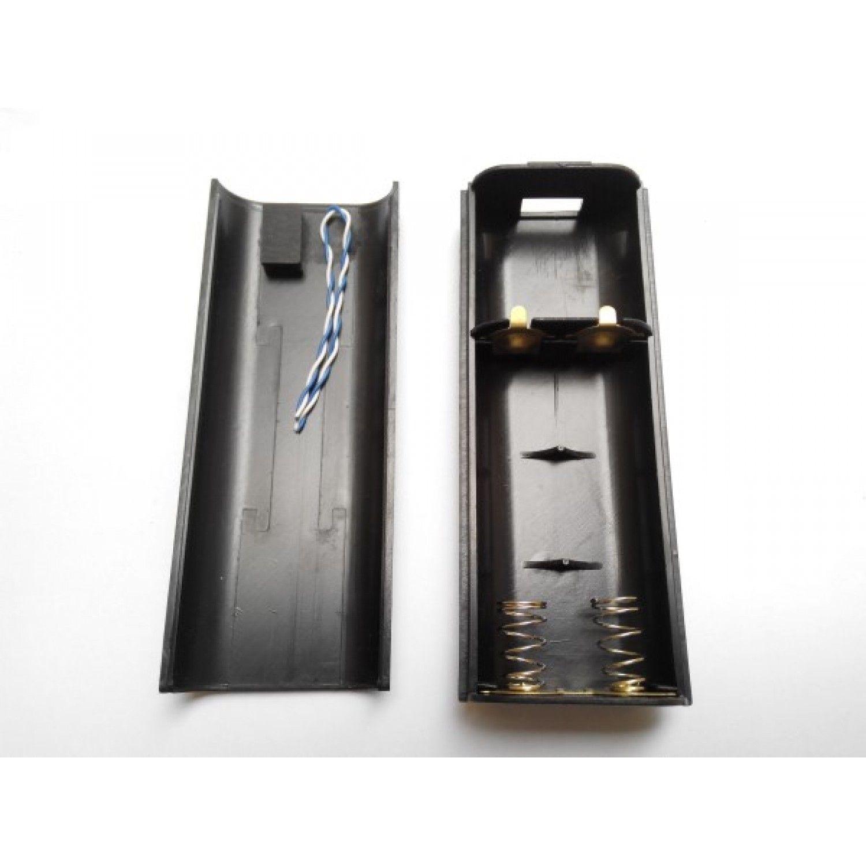 18650 Battery Case 2 Parallel Connection Diy Case Diy Case