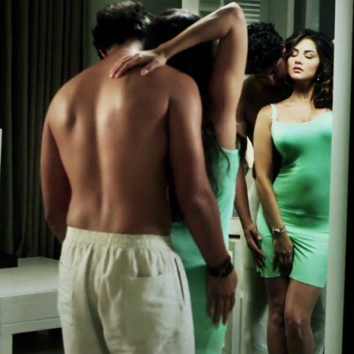 Sunny Leones Hot Still From Ijazat Song Of One Night Stand -1582