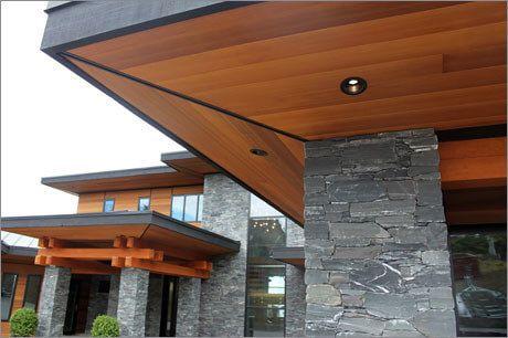 Coulson Engineered Cedar Wood Siding