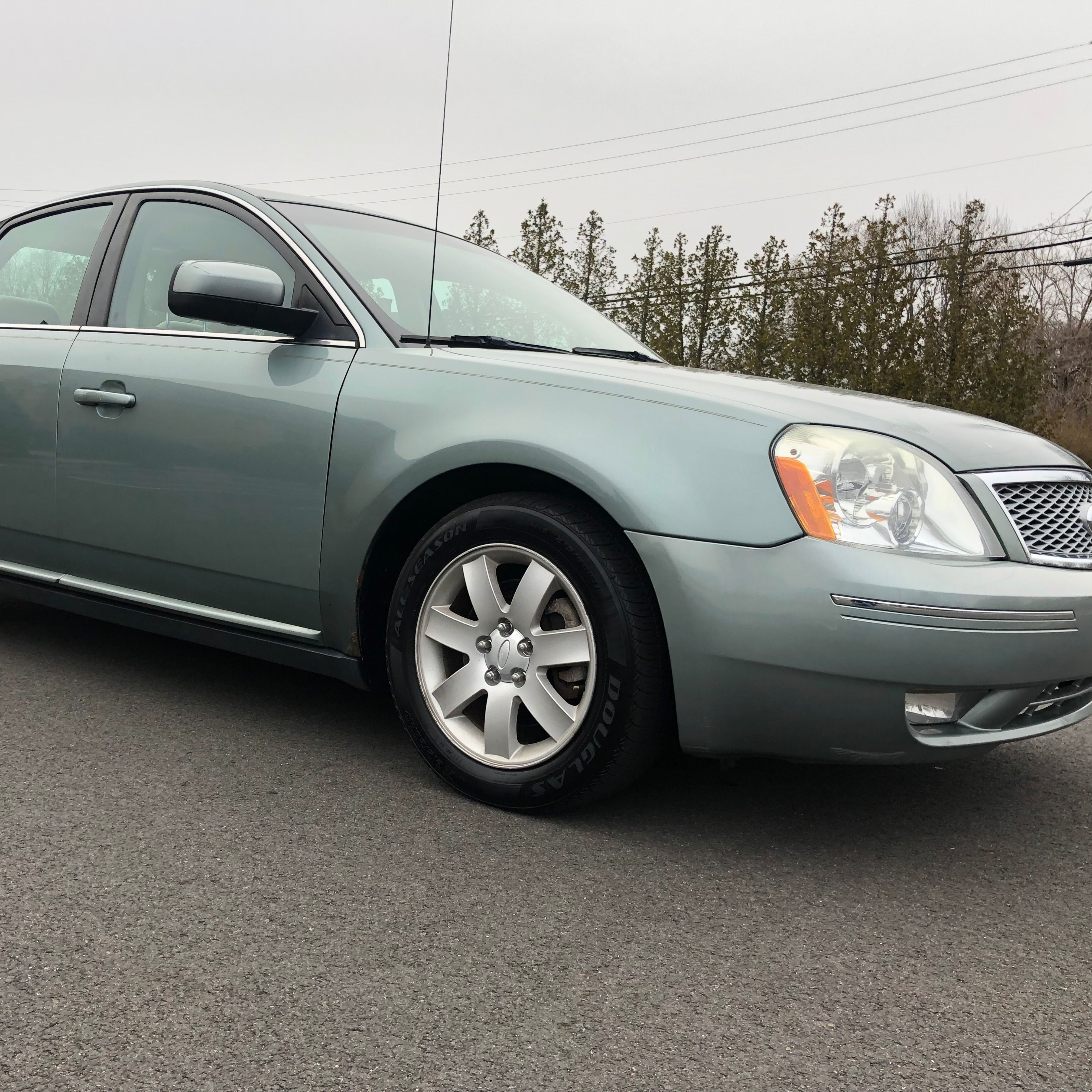 2007 ford five hundred with clean title runs and drives