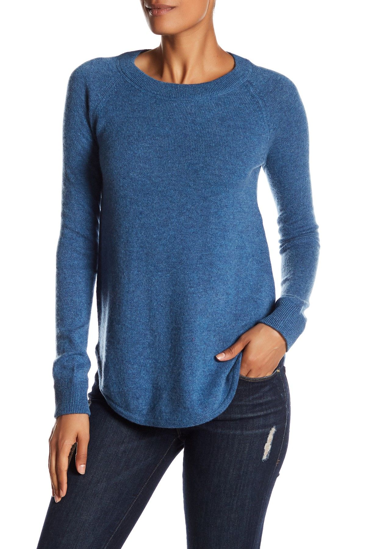Shirttail Hem Cashmere Sweater Cashmere Sweaters And Products