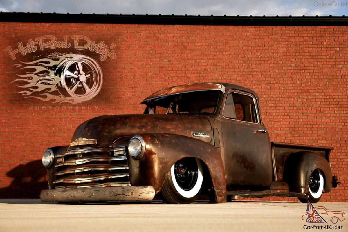 Paint over dents rat rod 1949 chevy deluxe rat rod besides 1950 chevy truck rat