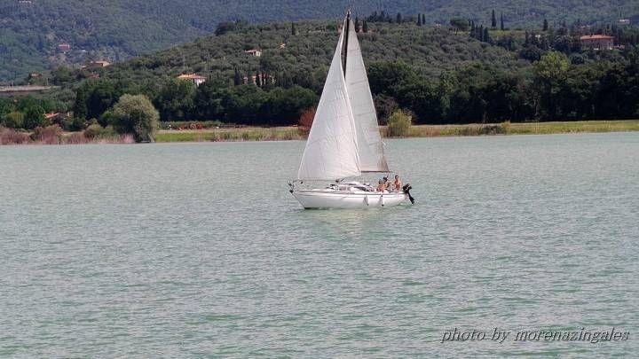 Le meraviglie del Lago e la torre pendente di Vernazzano