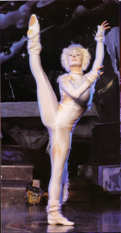 Victoria Jellicle Cats Cats Musical Musical Movies