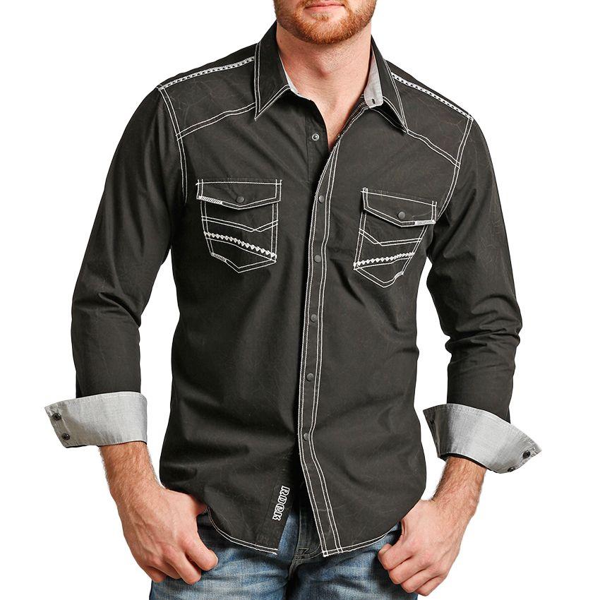 cowboy long sleeve shirts