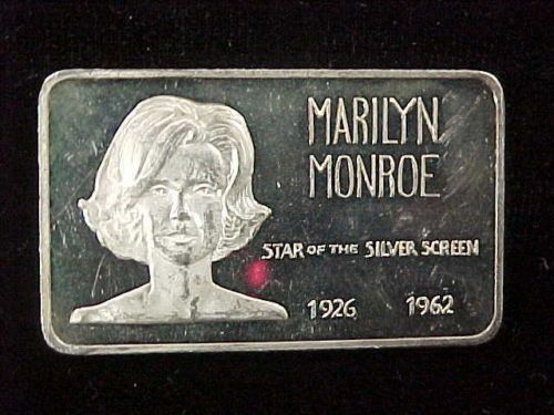 Marilyn Monroe Coin - Collecting Coins - Rare And Hard To