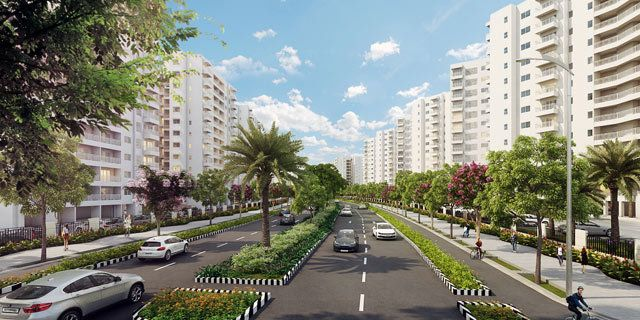 Godrej Garden City Sg Highway Ahmedabad Closer To Nature City