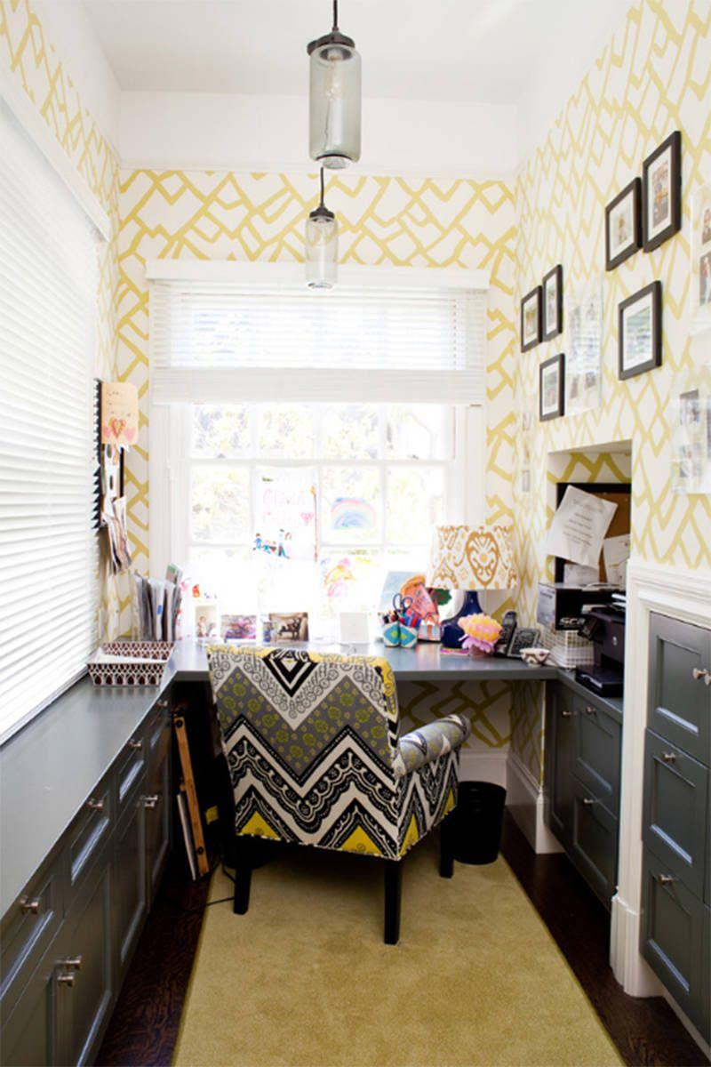 15 Pequenos Home Offices E Workes Para Você Se Inspirar Office Idemall