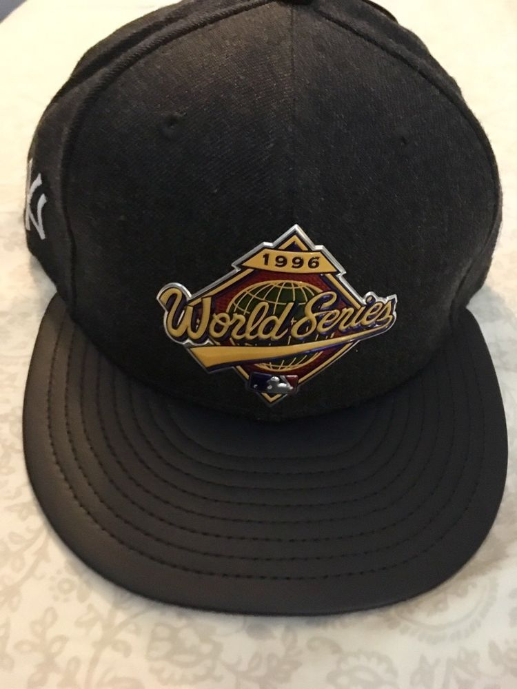 NY YANKEES STADIUM 1996 WORLD SERIES EXCLUSIVE HAT NEW ERA 9FIFTY SNAPBACK  CAP  NewEra  NewYorkYankees 783c7acae07e