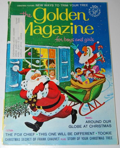 Toys For Boys Magazine : The golden magazine for boys and girls december