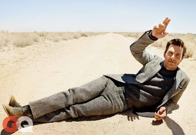 How to Rock Tweed Right Now with Matthew McConaughey | GQ