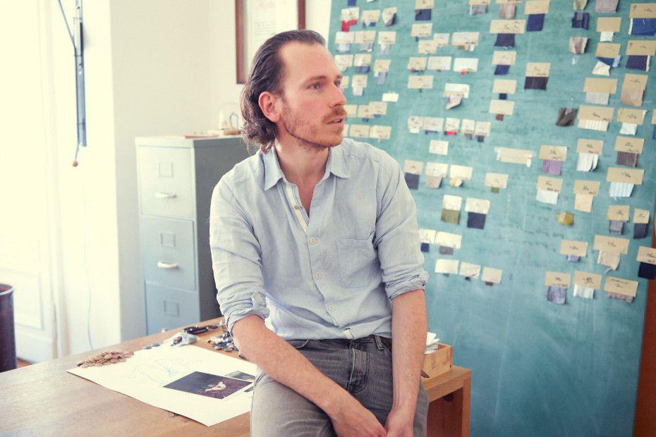 Freunde von Freunden — Frank Leder — Fashion Designer , Studio, Charlottenburg, Berlin — http://www.freundevonfreunden.com/city/berlin/frank...