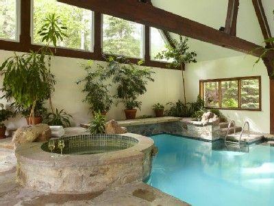 Mont Tremblant Rentals Condos Chalets More Homeaway Canada Indoor Jacuzzi Indoor Pool Luxury Vacation Rentals