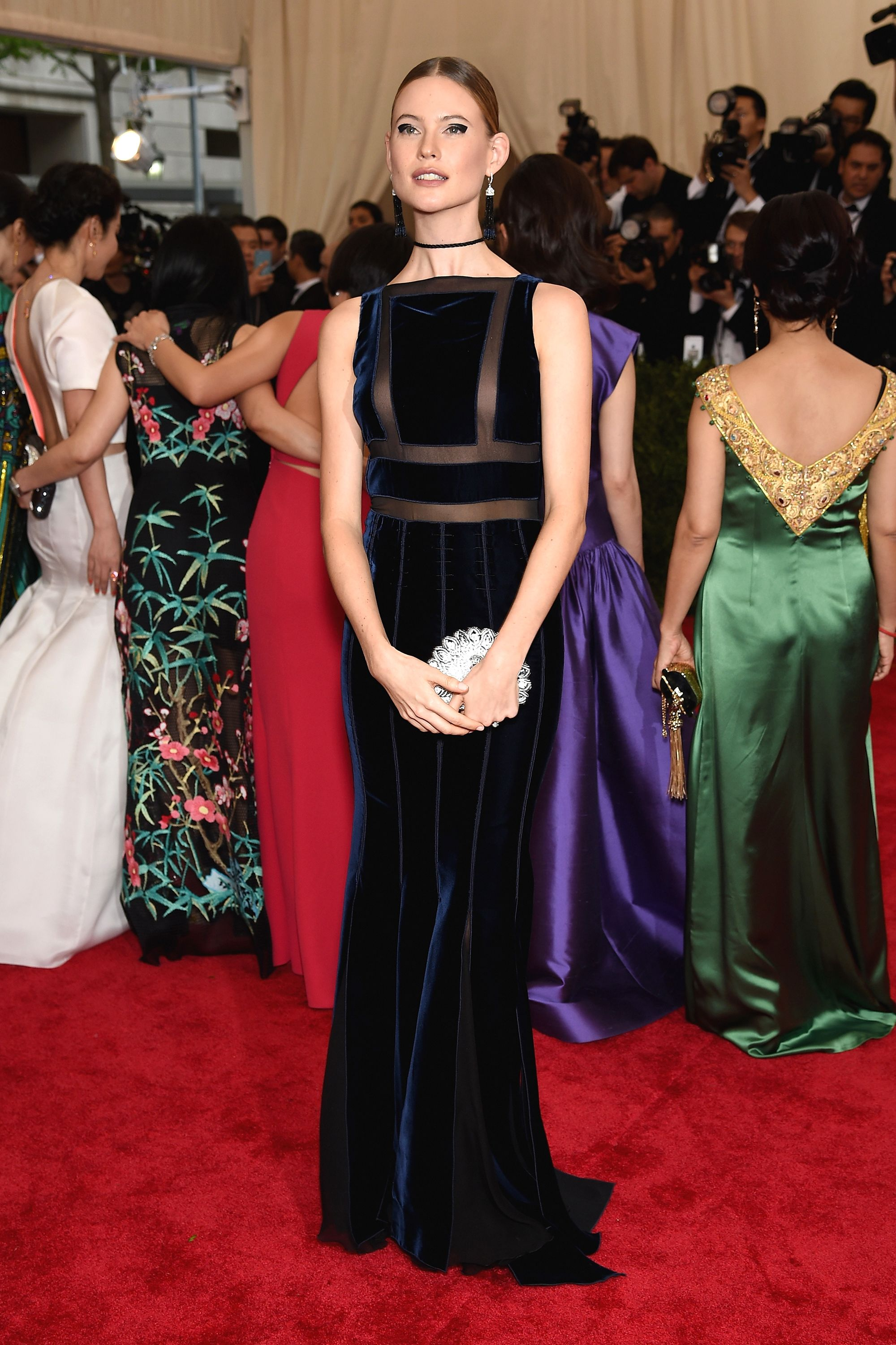 The Best Looks from the 2015 Met Gala   Tommy hilfiger, Behati ...