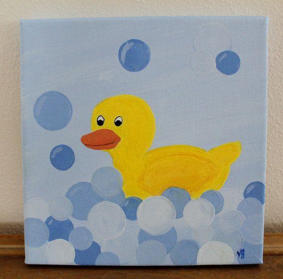 Wall Art Bathroom decor children\'s art by ValsCraftCreations, $26.00 ...