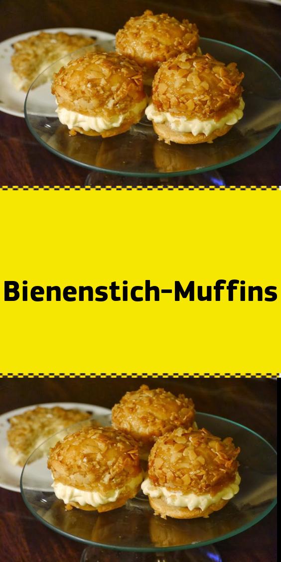 Bienenstich Muffins Rezepte Kochen Und Backen Kuchen Und Torten Rezepte