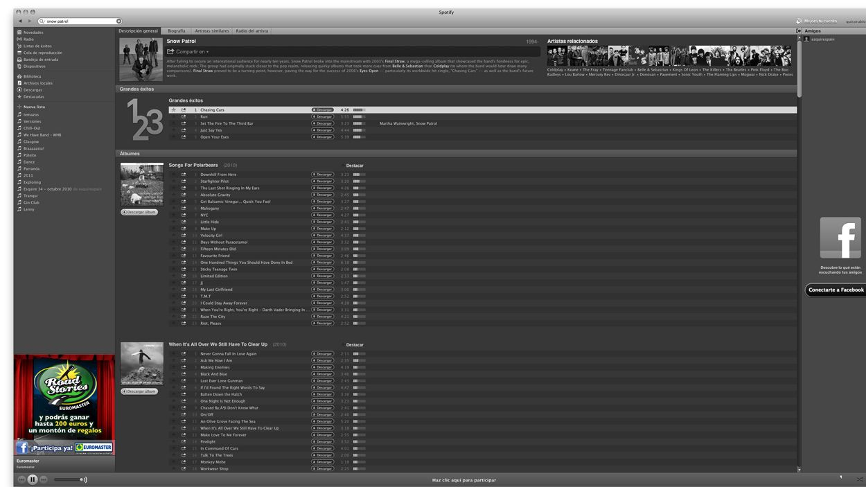 """Spotify """"Road Stories"""". Ver case study http://bit.ly/road_stories"""