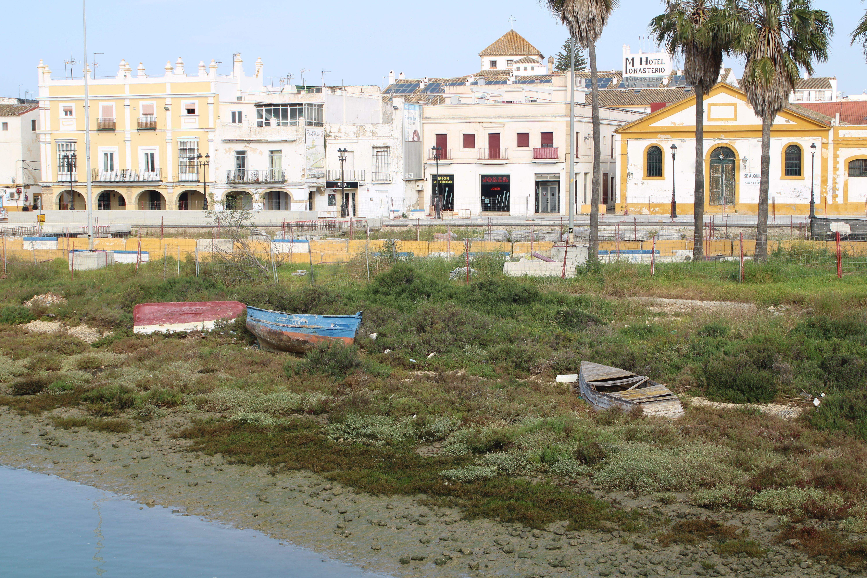 ribera del río Guadalete en Pozos Dulces