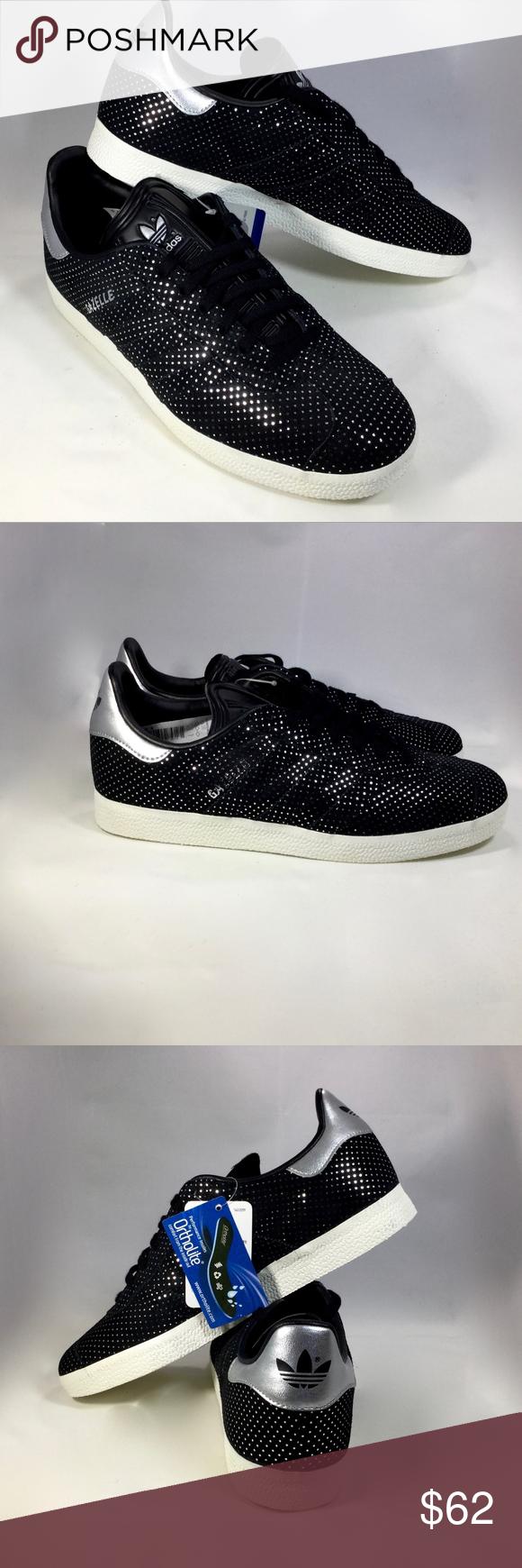 nuove adidas gazzella scamosciato scarpe le 8 nwt pinterest
