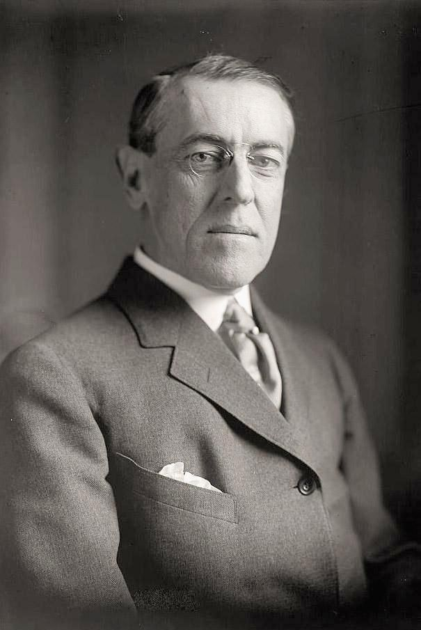 Mr Woodrow Wilson Publishes A History Of The American People - Wiki us presidents