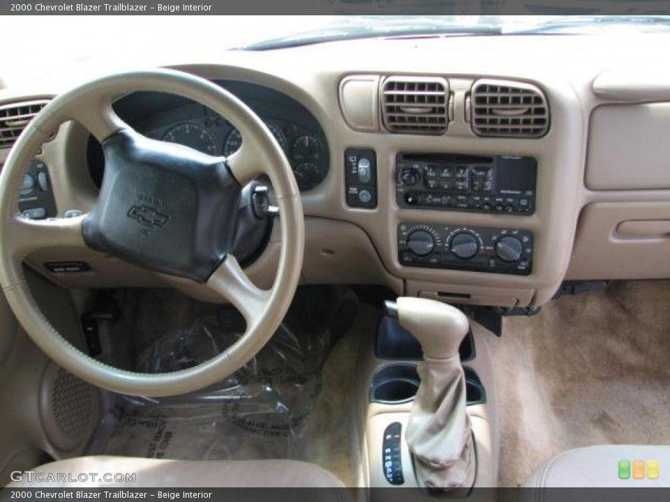 2000 Chevrolet Blazer Chevrolet Blazer 43 Misfire Under Light
