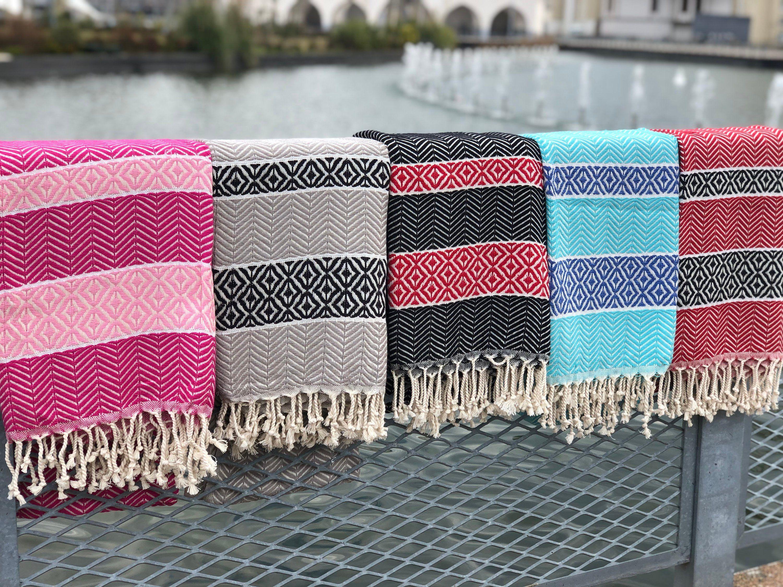 Bath Towel Pestemal Pesthemal Beach Towel Kitchen Towel