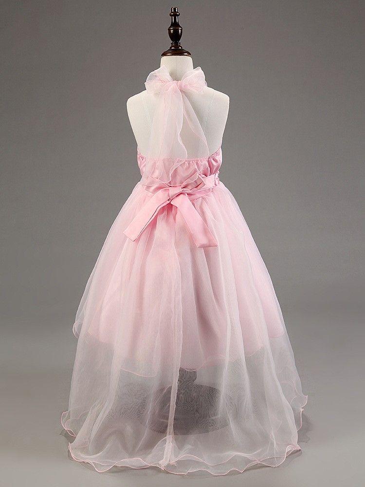 Aliexpress.com: Comprar Bebé niña vestidos del verano 2015 de boda ...