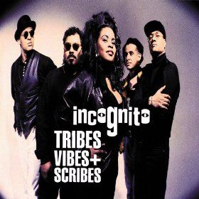 Tribes Vibes And Scribes Incognito Verve 1993 Jazz Funk Dance Music